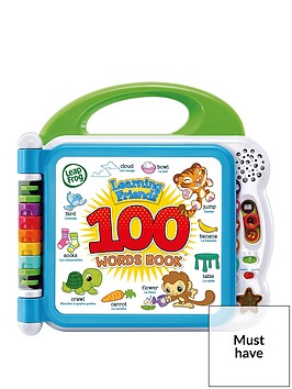 leapfrog-learning-friends-100-words-book