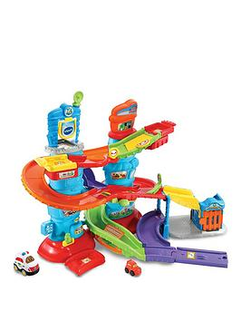 Vtech Vtech Toot-Toot Drivers Police Patrol Tower