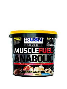 usn-muscle-fuel-anabolic-lean-muscle-gain-shake-powder-variety-pack