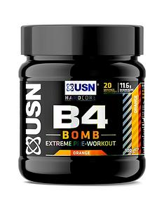 usn-b4-bomb-extreme-pre-workout-orange