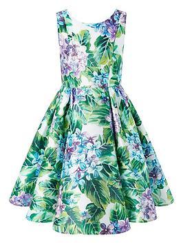 monsoon-hydrangea-print-dress