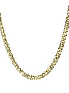 love-gold-9-carat-rolled-gold-2oz-curb-chain