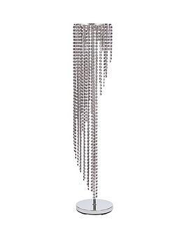 Crystal Style Floor Lamp