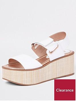 river-island-flatform-sandal-white