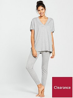 v-by-very-v-neck-knitted-lounge-set-grey-marl