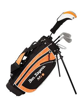 ben-sayers-m1i-junior-golf-package-set-with-stand-bag-9-11-year-olds