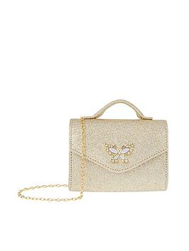 monsoon-mia-butterfly-glitter-bag