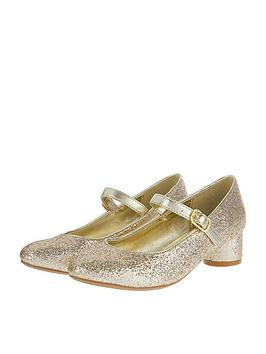 monsoon-girls-lucille-gold-glitter-heel-shoe