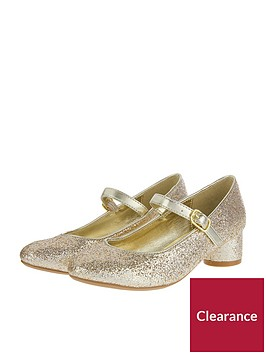 monsoon-girls-lucille-gold-glitter-heel-shoe