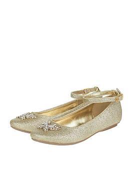 monsoon-girls-mia-butterfly-flat-shoe