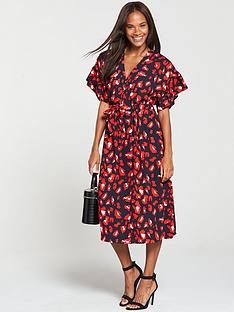 v-by-very-coloured-animal-midi-dress-printednbsp