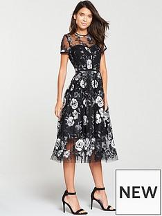 V By Very Lace Prom Dress