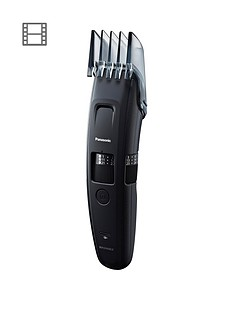 Panasonic Panasonic ER-GB86 Wet & Dry Beard Trimmer with long beard attachment