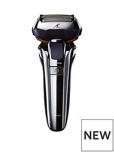 Panasonic Panasonic ES-LV9Q 5 Blade Wet&Dry shaver with charging stand