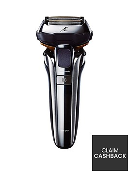 panasonic-panasonic-es-lv9q-5-blade-wetampdry-shaver-with-charging-stand