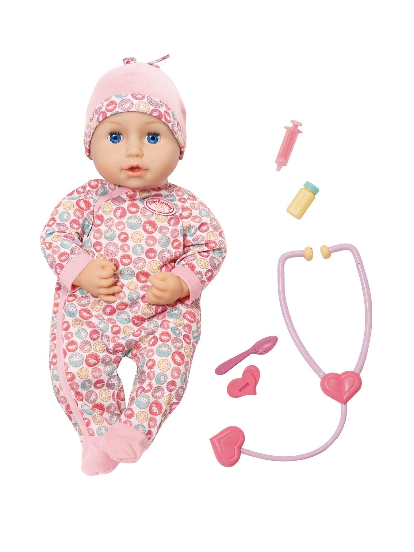 Diapering Baby Annabell Deluxe Special Care Set Cheap Sales 50%
