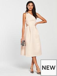 little-mistress-one-shoulder-skater-prom-dress-beige