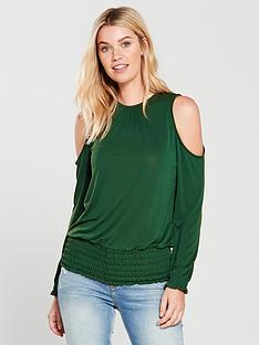 v-by-very-curpo-cold-shoulder-sheered-top