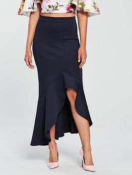true-violet-hi-low-scuba-midi-skirt-navy