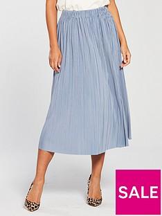 samsoe-samsoe-samsoe-amp-samsoe-uma-vevlet-pleated-midi-skirt