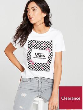 vans-boxed-rose-check-tee-whitenbsp