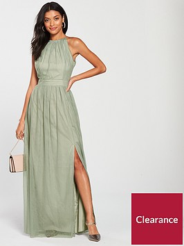 little-mistress-mesh-halter-neck-maxi-dress-waterlily