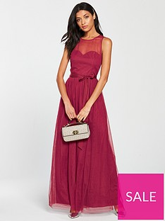 little-mistress-mesh-top-maxi-dress-berry