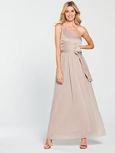 little-mistress-little-mistress-grey-one-shoulder-maxi-dress