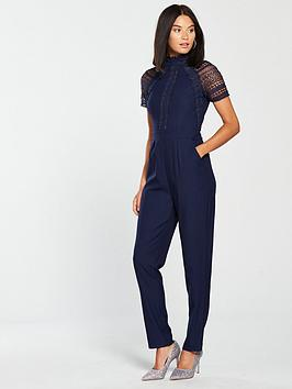 little-mistress-lace-top-jumpsuit-navy
