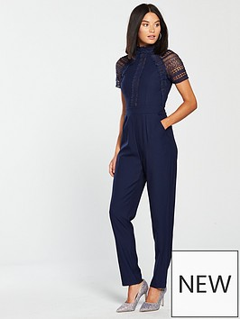 little-mistress-lace-top-jumpsuit-navy