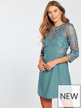 little-mistress-crochet-shift-dress-aqua