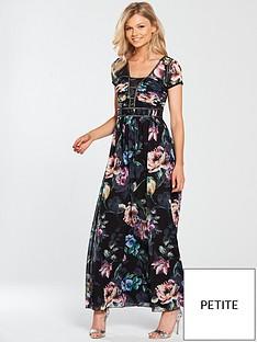 little-mistress-petite-floral-maxi-dress