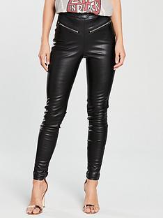 religion-steel-leggings-black