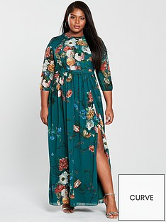 little-mistress-curve-little-mistress-curve-floral-printed-vintage-maxi