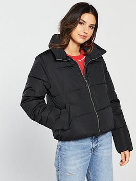 Vans Foundry Padded Jacket - Black