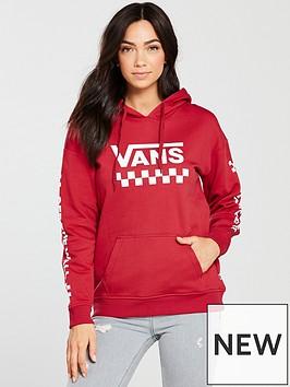 vans-too-much-fun-hoodie-rednbsp