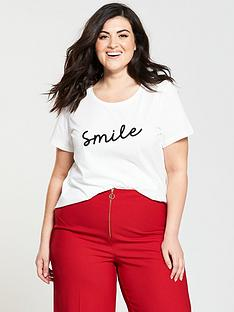 junarose-smile-logo-t-shirt-white