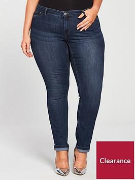 junarose-fashion-queen-skinny-jeans-dark-blue