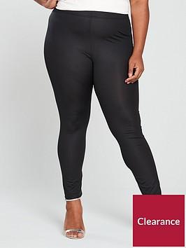 junarose-shiny-legging-black