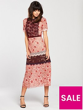 foxiedox-sadie-floral-midi-dress-pink-multi