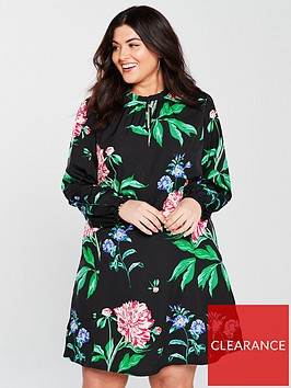 junarose-paliva-printed-swing-dress