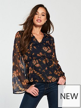 vero-moda-joanna-floral-blouse-printednbsp