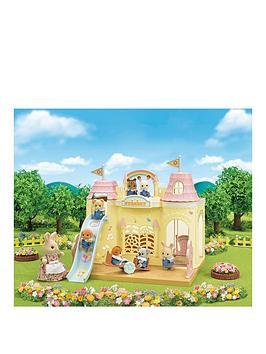 sylvanian-families-baby-castle-nursery