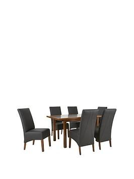 mccauley-120-150-cm-solid-wood-extending-table-6-chairs-blackwalnut
