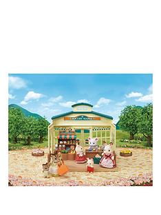 sylvanian-families-grocery-market