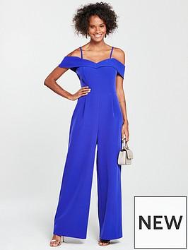 v-by-very-bardot-wide-leg-jumpsuit-cobalt