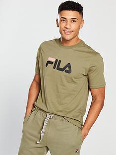 fila-black-line-eagle-logo-t-shirt