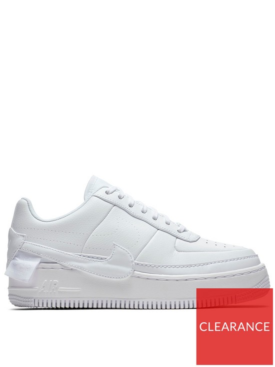save off c2bed 808fe Nike Air Force 1 Jester XX - White
