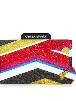 karl-lagerfeld-kstripes-minaudiere-clutch-bag-multi