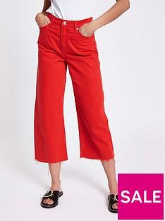 river-island-alexa-crop-jeans-red